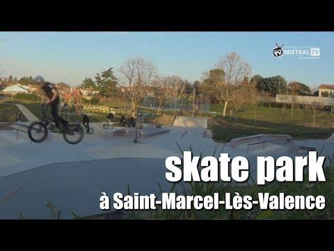 Du skate-park à St Marcel Les Valence