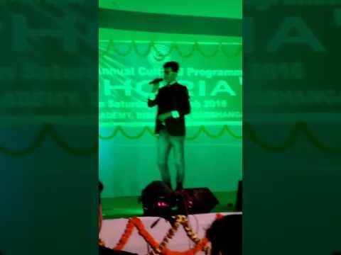 Rashid Hussain's Performance in Iqra Academy