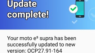 Moto E5 Supra / Plus Android Update Dec 7th Is It Any Good? Cricket Wireless / Metro By T-Mobile