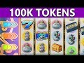 Dragon Quest 11 | Casino - Collecting 100,000 Tokens On First Visit!