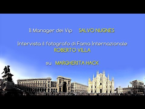 SALVO NUGNES intervista ROBERTO VILLA