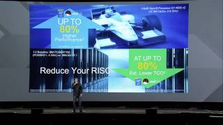 2014 Red Hat Summit: Doug Fisher, Intel keynote
