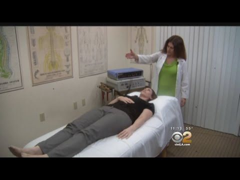 Acupuncture Technique Being Used To Treat Allergies In Patients