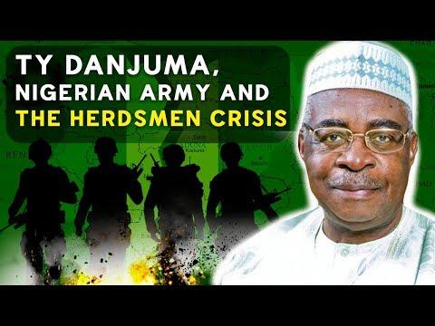 TY Danjuma, Nigerian army and the herdsmen crisis | Naij.com TV