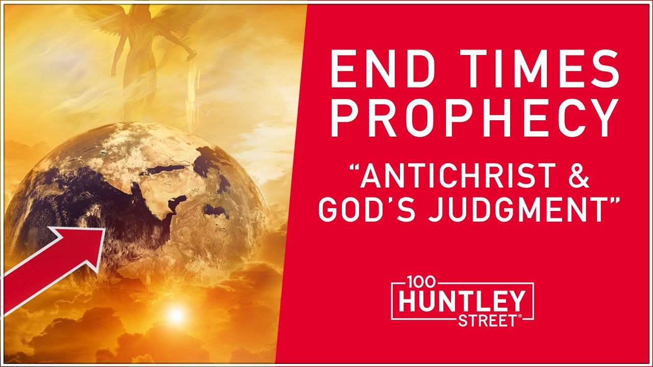 Download The End Times: Antichrist, God's Judgment & Prophecy in Revelation - Dr. David Jeremiah