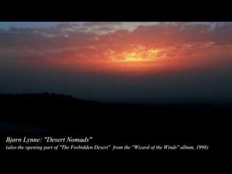 """Bjørn Lynne: """"Desert Nomads"""" (Bjorn Lynne official)"""