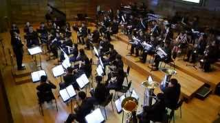 Composed Joe Hisaishi Arranged by Yo Goto Performed by Mus'Art Wind Orchestra.
