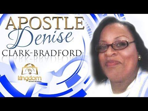 (NEW) DENISE CLARK-BRADFORD (APOSTLE) & PASTOR J.K. RODGERS