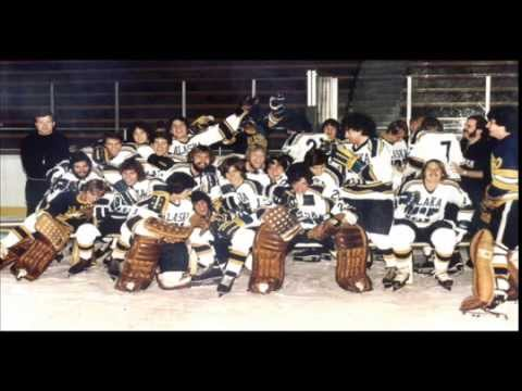 UAF Hockey vs Concordia Radio Broadcast - December 9th 1980