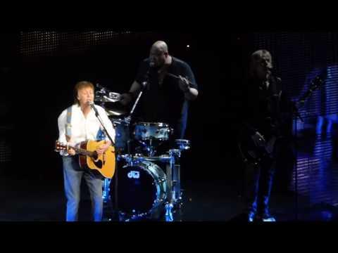Paul McCartney - You Won't See Me (live 2016)