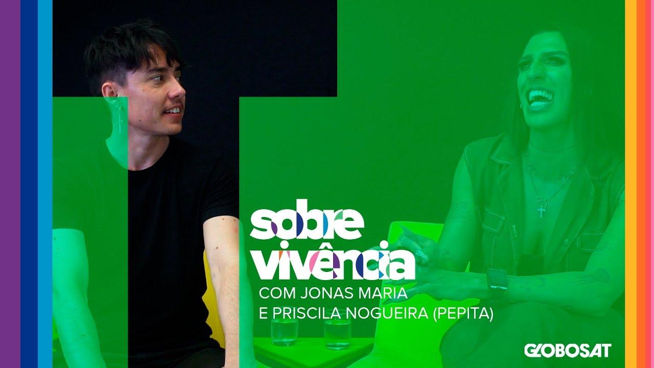 EP 04 | Sobre Vivência | Jonas Maria e Pepita
