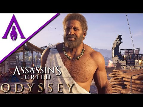 Assassin's Creed Odyssey #113 - Testikles suchen - Let's Play Deutsch thumbnail