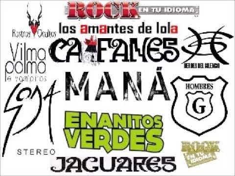 Rock Nacional 2019 - MANA - CAFE TACUBA- Hombres G - La Ley - El Tri - Heroes Del Silecio - La Union