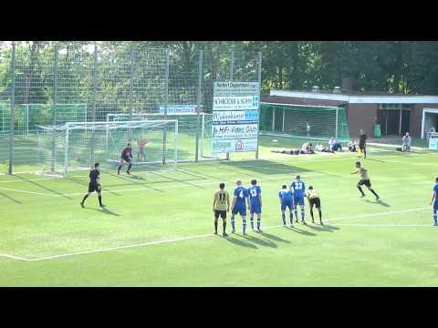 SV Curslack-Neuengamme - SC Condor (Oberliga Hamburg) - Spielszenen | ELBKICK.TV