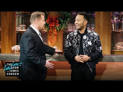 Chatting with John Legend