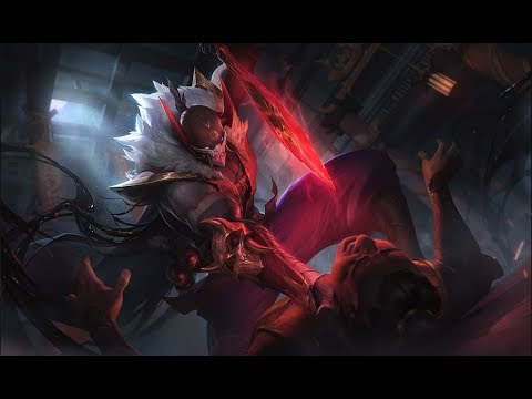 Blood Moon Pyke Theme   League of Legends