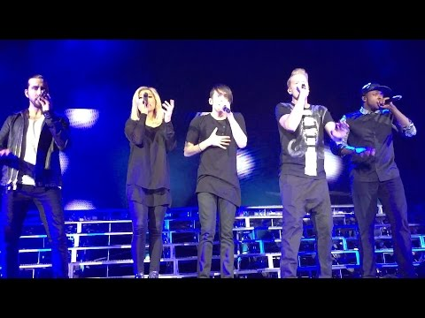 Pentatonix - Partition/Flawless/Evolution of Beyonce (3/19/15)