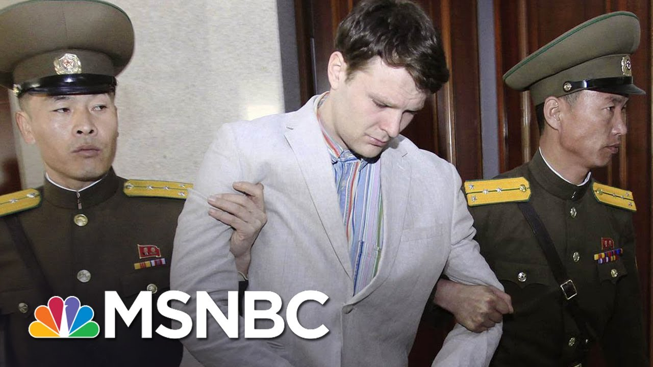 Otto Warmbier has extensive loss of brain tissue, no obvious signs of trauma ...