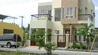 New 2-Storey 4-Bedroom Residence in San Fernando, Pampanga.wmv