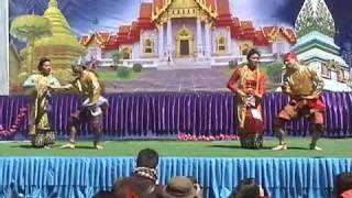 "Somapa Thai Dance Company: ""Fon Rak"""