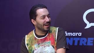 Câmara Entrevista - Bloco Brazucas