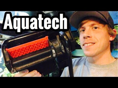 Aquatech Filter Review & Setup - Fish Aquariums