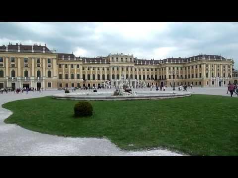 Vienna Schönbrunn Palace  Schloss Schoenbrunn Wien