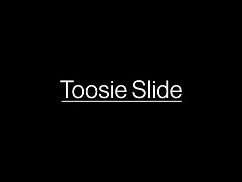 Drake - Toosie Slide (Official Music Video)