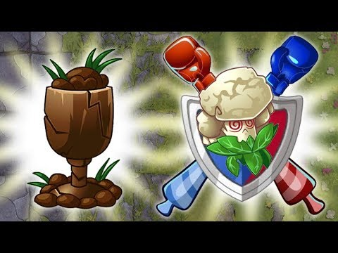Plants Vs Zombies 2 Dominando Con Colipoder En Batallaz