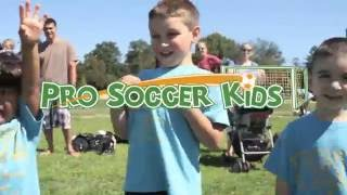 Pro Soccer Kids NYCFC halftime video