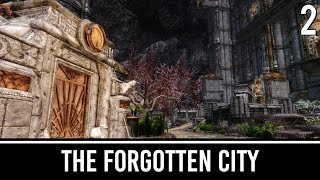 Skyrim Mods: The Forgotten City - Part 2