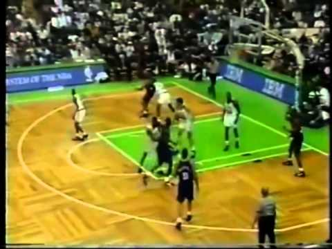 Charles Barkley: Leading the Suns over Reggie Lewis and the Celtics (37 points, 1993)