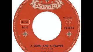 Blue Chips - Take Another Step / A Song And A Prayer (Polydor 66 950) 1960