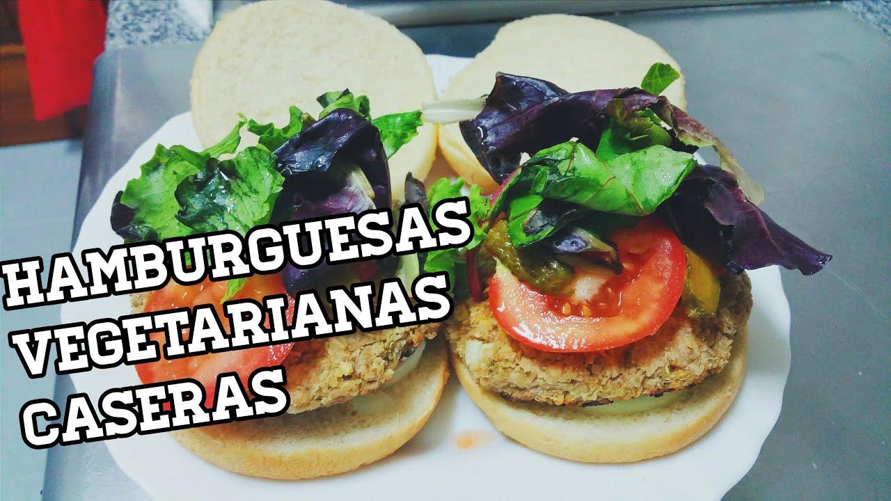 Hamburguesas vegetarianas caseras youtube - Hamburguesas vegetarianas caseras ...