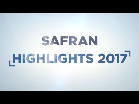Safran Highlights in 2017