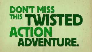 Tank Girl Bad Wind Rising Trailer