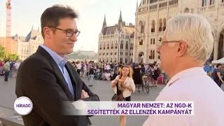 Magyar Nemzet: Az NGO-k segítették az ellenzék kampányát