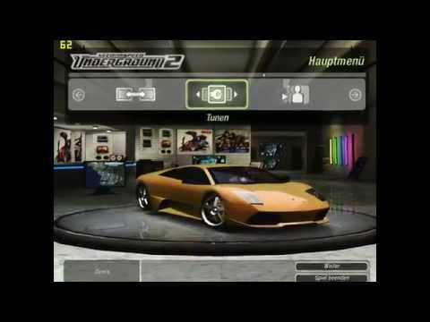 Need for Speed: Underground 2 - Texture Mod v2 0 by