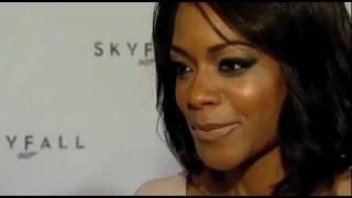 Naomie Harris Skyfall interview