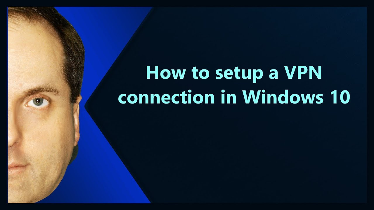 connect to domain over vpn windows 10