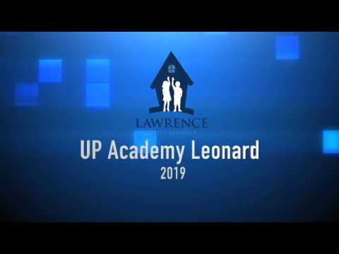 UP Academy Leonard Promotion