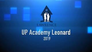 UP Academy Leonard Promotion