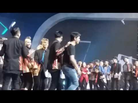 dance aliando & prilly