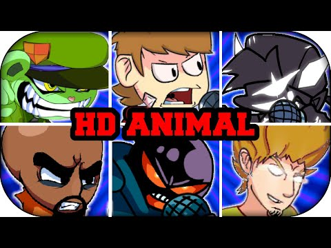 ❚HD Animal but Everyone Sings It ❰Perfect Hard❙By Me❱❚