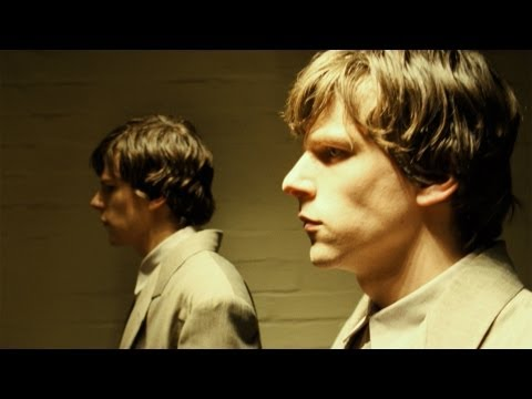 Jesse Eisenberg Meets His Doppelganger in 'The Double' Trailer