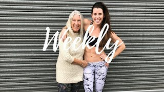 MY MUM DID CROSSFIT! | A SPRING CATCHUP!