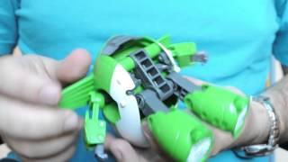 Super Wings - Mira - Brinquedo 12cm - Transformação