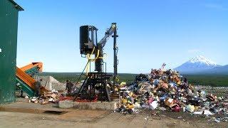 Больше мусора на переработку