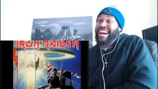 Iron Maiden 2 Minutes To Midnight REACTION