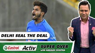 DELHI FINISH in TOP 2   Bengaluru Qualify   HYD vs MUM   Castrol Activ Super Over with Aakash Chopra